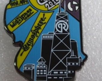 NCMF 2015 pin