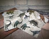 Vintage Dinosaur Handkerchief