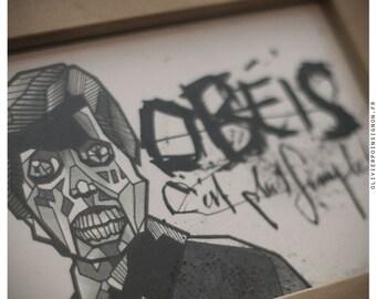 Obey [original illustration]