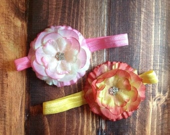 Design your own flower headband!!