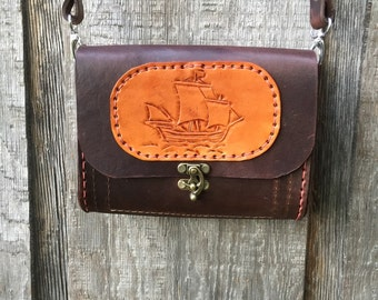 Small satchel , messenger bag