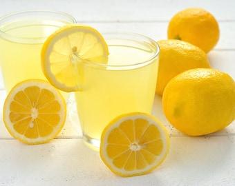 Lemonade Scented Soy Wax Melts, Lemon Scented Wax Melts