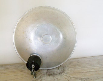 Vintage Camping Canteen Aluminum Canteen Vintage Boy Scout Official Camping Canteen Japan 1950s