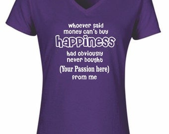 Buy Happiness from ME! (Fill in the BLANK)