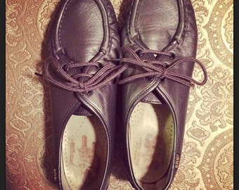 Hipster / Granny Women's Shoes Size 6.5 Size 7