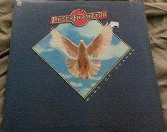Peter Frampton - Wind of Change - LP Vinyl Record