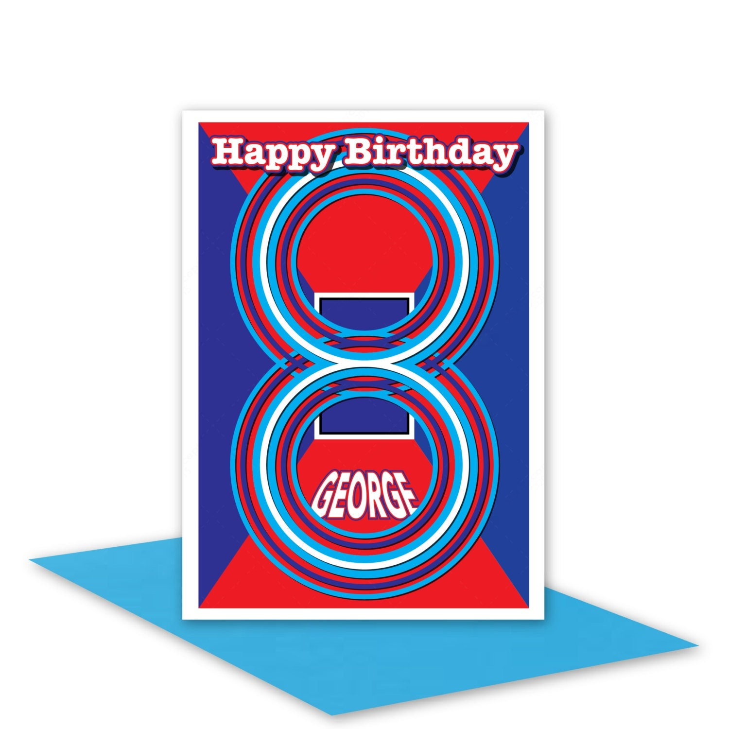 New Happy Birthday Card Wishes With Name
