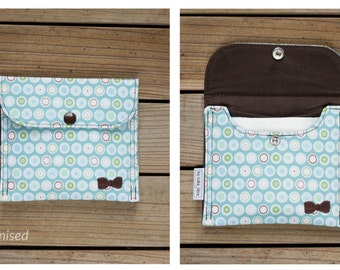 Sanitary pads holder - Circles