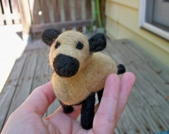 Lamb, Needle Felted Lamb, Wool Sheep