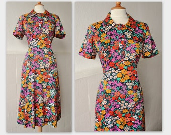 SOLD - Do Not Buy // Beautiful 70s Vintage Summer Dress