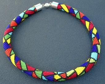 Beadwork, Necklace