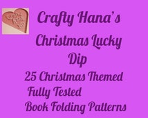Popular Items For Christmas Pattern On Etsy