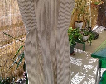 50's dress tank top wool