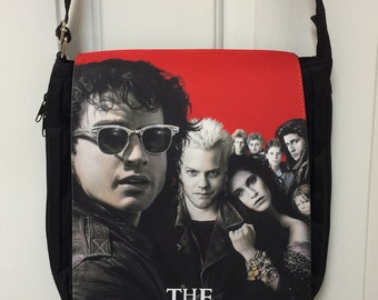 Lost Boys Inspired Messenger Bag / Purse