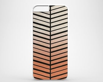 Ombre iPhone 6 case, Coral iPhone 5 case, Herringbone iPhone case, Geometric iPhone 5s case