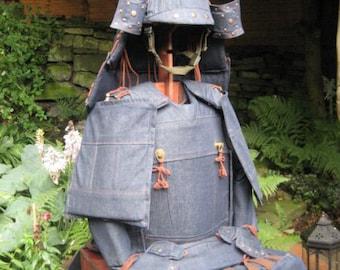 Armour of the Ancient Samurai