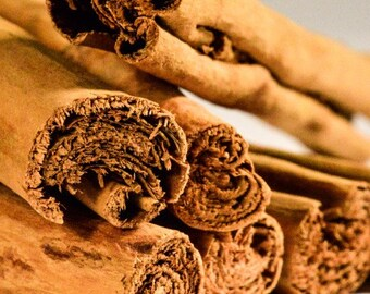 Cinnamon Sticks, Ceylon - Certified Organic