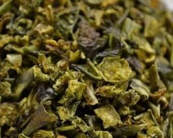 Green Bell Pepper, Diced