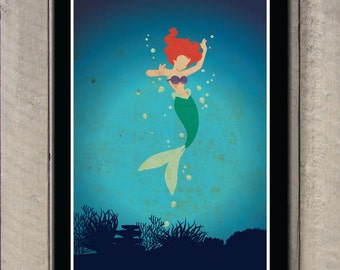 "Shop ""the little mermaid"" in Art & Collectibles"