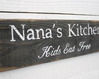 Country nana sign | Etsy