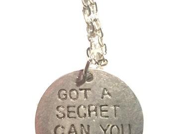 Pretty Little Liars Got a Secret Necklace
