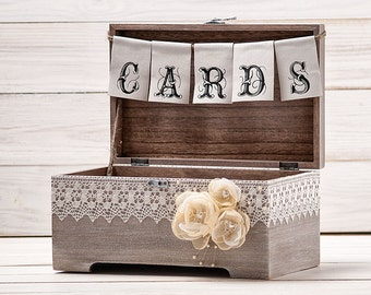 wedding gift card holder wedding rustic cards box wood card Wedding Card Holder Chest wedding rustic cards box rose wedding card box rustic wood card holder wedding card chest wedding wedding card holder tackle box
