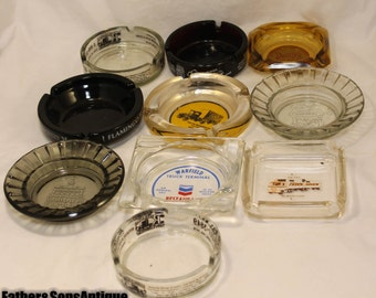 Obsolete Casino Ashtrays!