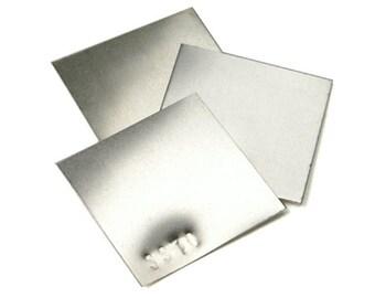 Easy Medium Hard Sheet Silver Solder Kit - 1 DWT each  - KIT-S1DWT