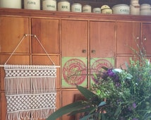 Popular Items For Macrame Patterns On Etsy