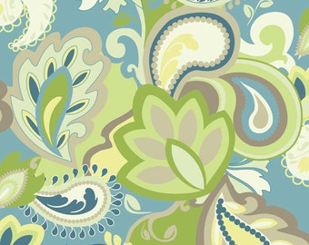 Vintae Main Green by Riley Blake Designs - C3600-Green