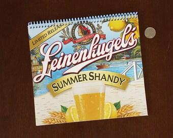 Leinenkugels Summer Shandy Notebook