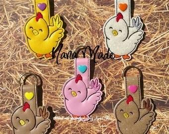 Chicken Snap Tab