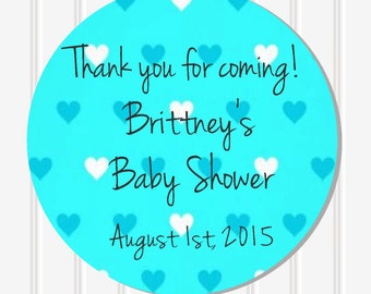 Baby Shower Decor, Personalized Sticker, Favor Stickers, Baby Shower Stickers, Custom Stickers, Baby Shower Favor, Baby Shower Labels, SS25