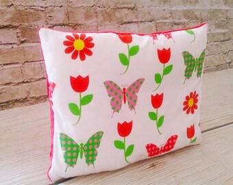 Pillow Organic Cotton & Bamboo Meadow