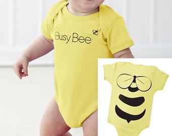 Busy Bee Onesie
