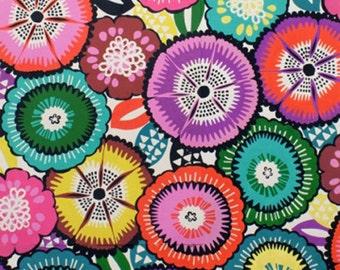 Catrina floral by Alexander Henry 8280A Half yard