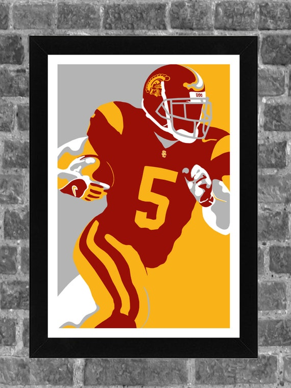 Reggie Bush Poster