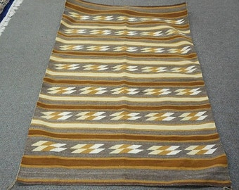 Native America, Navajo Weaving/Rug, Ca 1970's, #890