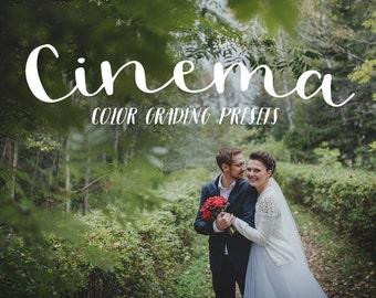 Color Grading Presets for Premiere Pro