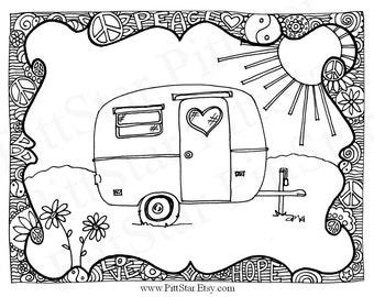 Retro boler trailer Etsy AU