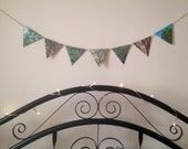 Green Trees Hanging Banner 1