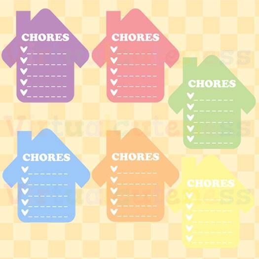 chores planner