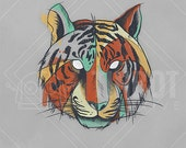 Animals - Tiger Print