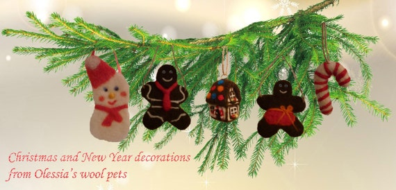 Christmas And New Year Decorations Christmas By