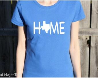 Womens Texas Home Shirt