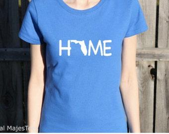 Florida Home Shirt, Florida Shirt