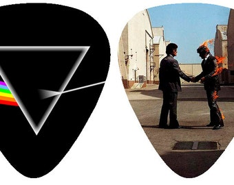 Pink Floyd Guitar Pick Set of 4