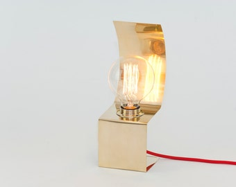 LJ LAMPS Zeta reflect - luminaire made of brass