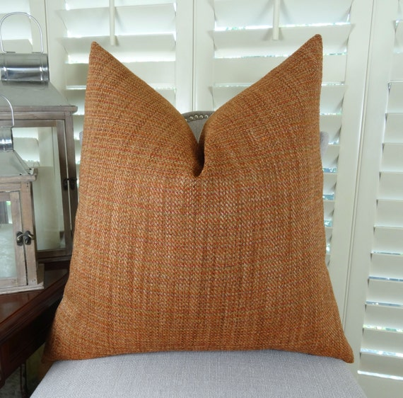 Luxury Decorative Throw Pillow Textured by PillowsAndAccents