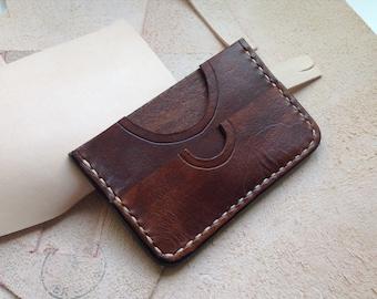Celtic Wallet   Credit card and cash holder